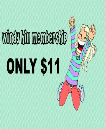 Windy Hill membership